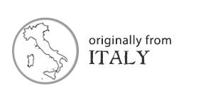 Originally from Italy