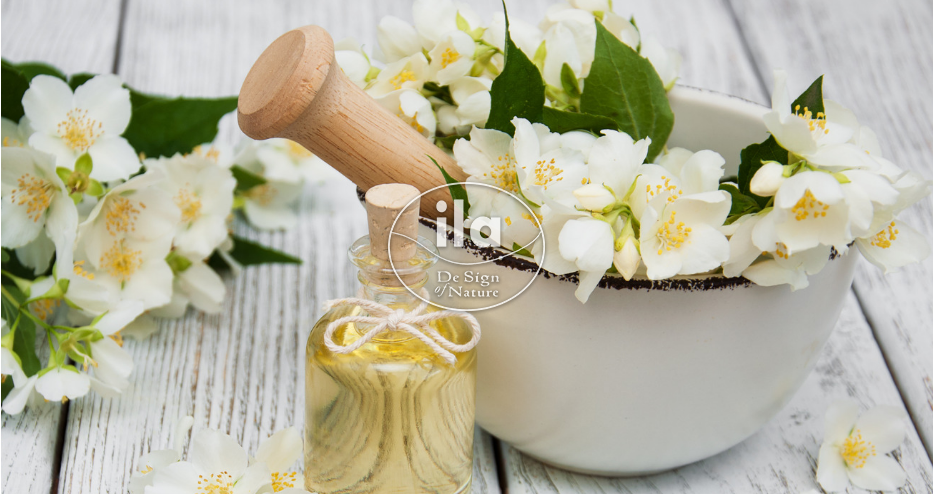 Jasmine and the Power of an Earth's Caress