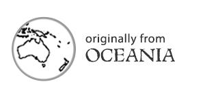 Originally from Oceania