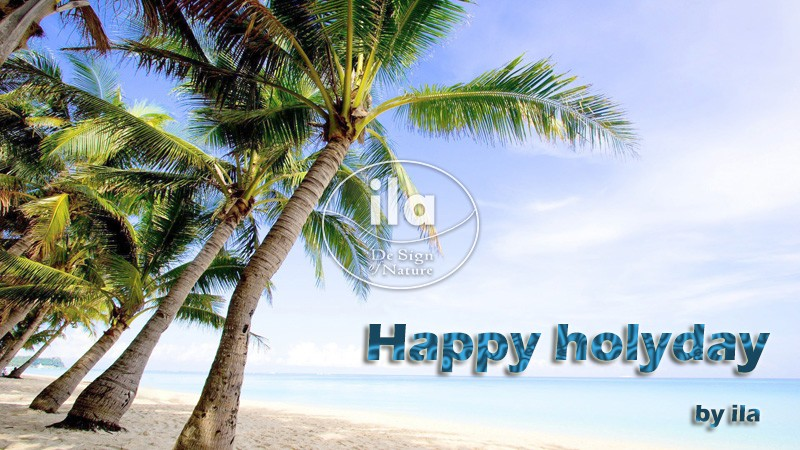 Happy Summer Vacations!
